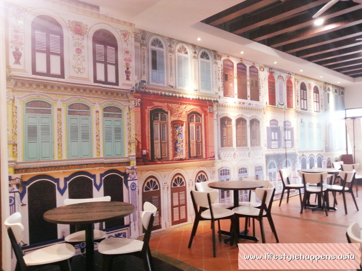 Penang History Food Village at DPULZE - Restaurant Review