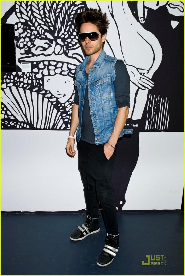 Jared Leto, Style icon   LIFESTYLEHUNTERS