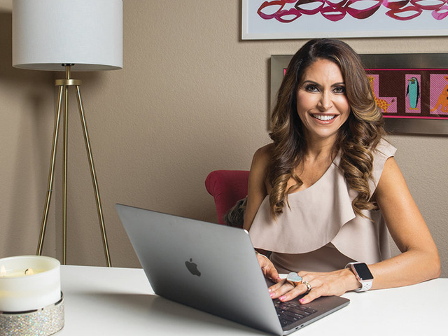 Lifestyle expert Julie Xander at -So Scottsdale