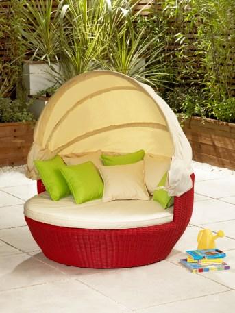 Mini Love Garden Sofa, £360