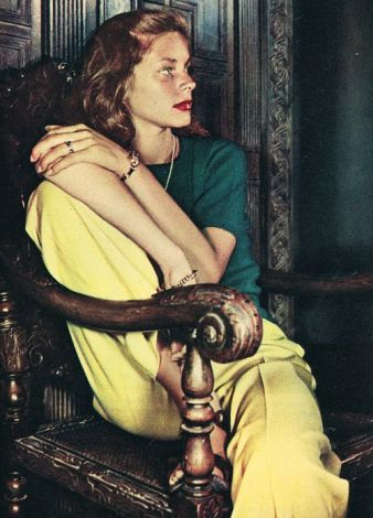 Lauren Bacall - Pinterest