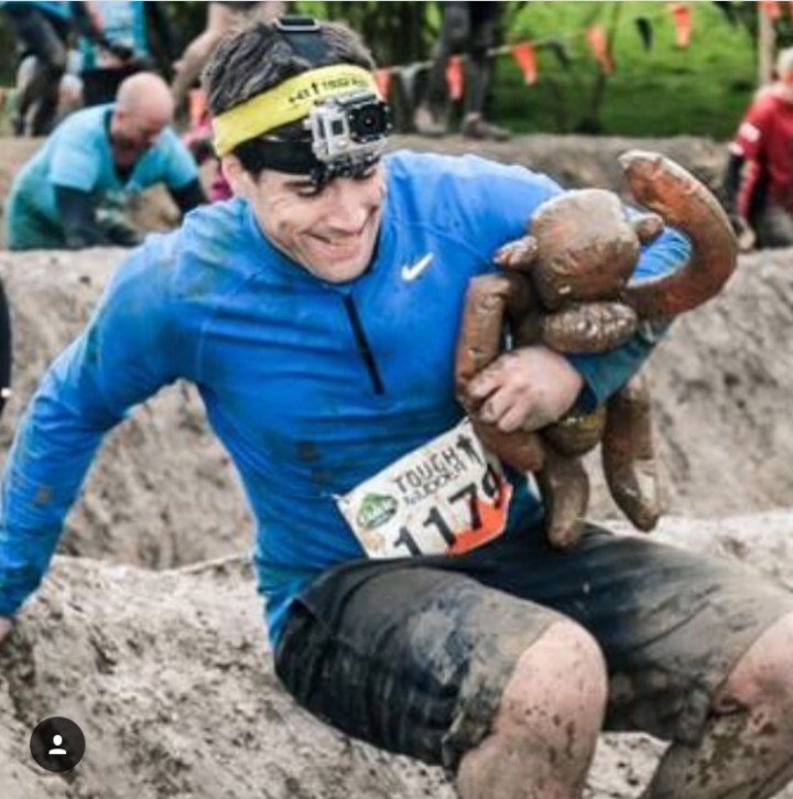 35 sit up's and I thought I broke a rib!…. (my tough mudder journey)