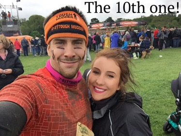 Not the week I had planned!(my tough mudder journey)