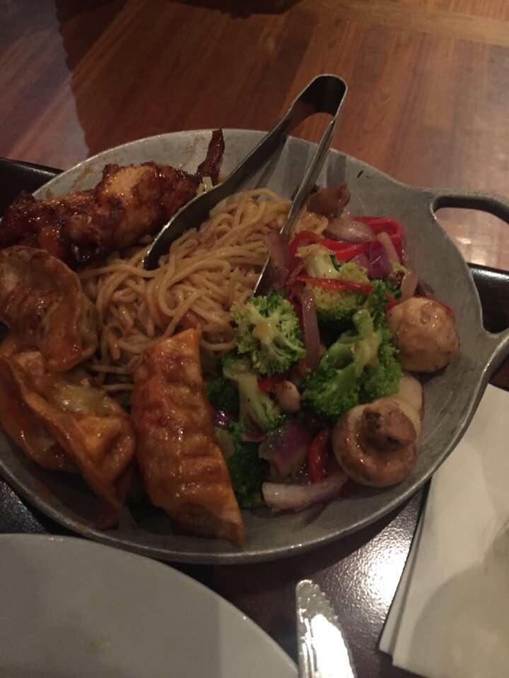 Dinner at Ohana