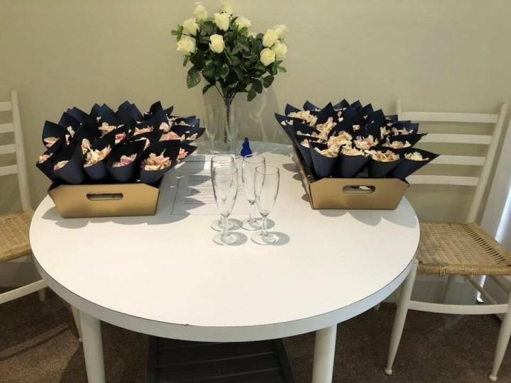 Celebrating The Wedding Of The Year