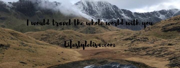 Travel destination list