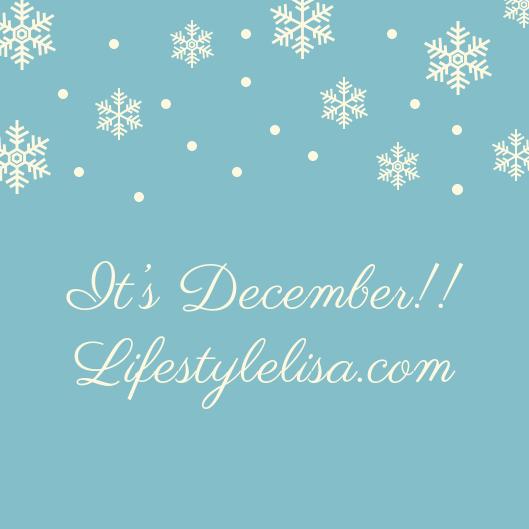 It's December!!