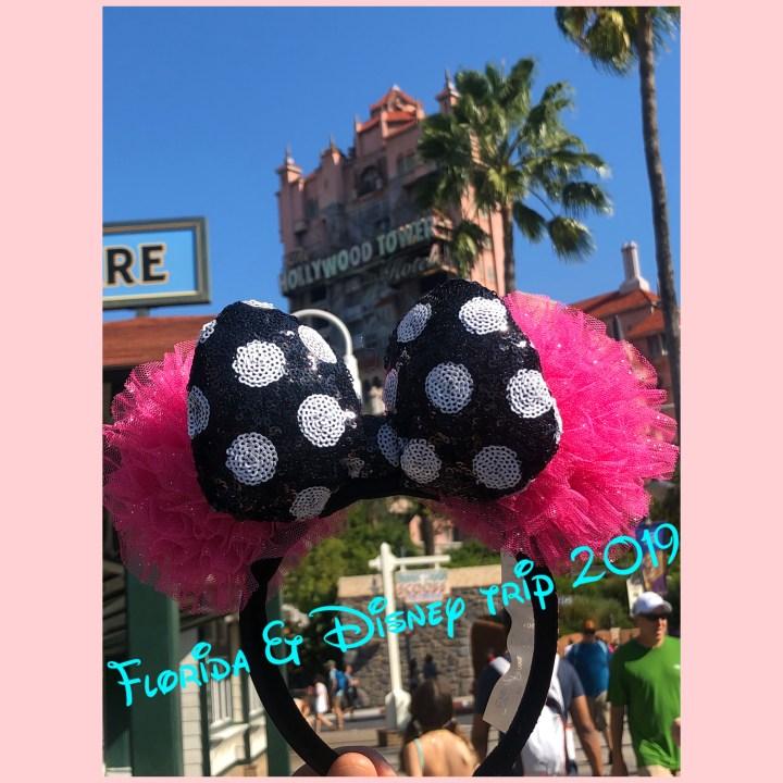 Florida & Disney trip 2019