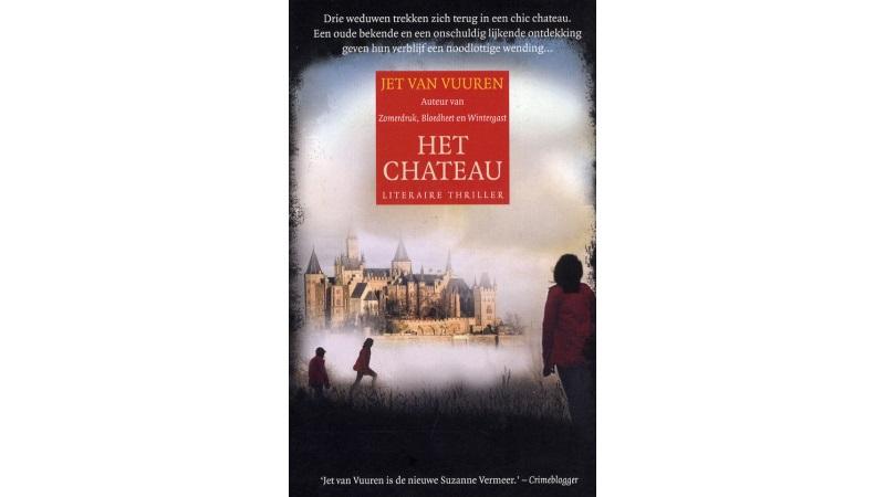 Het chateau Jet van Vuuren