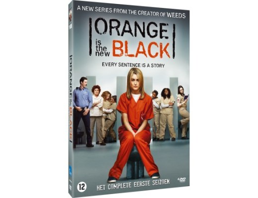 Orange is the New Black op DVD