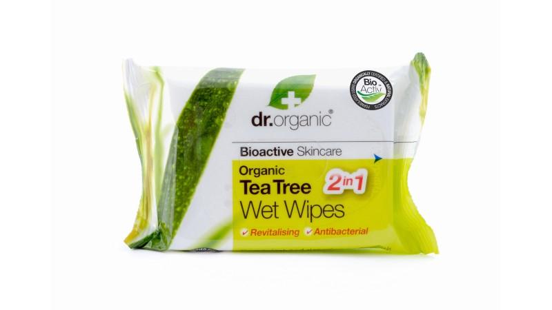 Tea Tree olie van Dr. Organic
