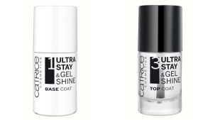 Catrice Ultra Stay & Gel Shine