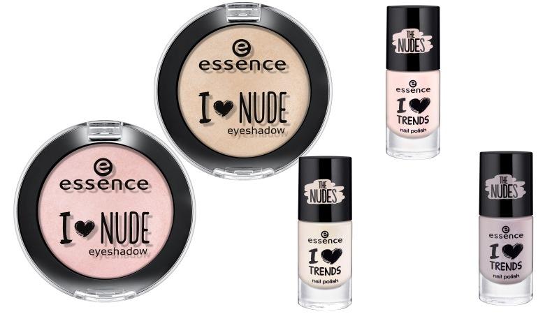 essence I love nude eyeshadow