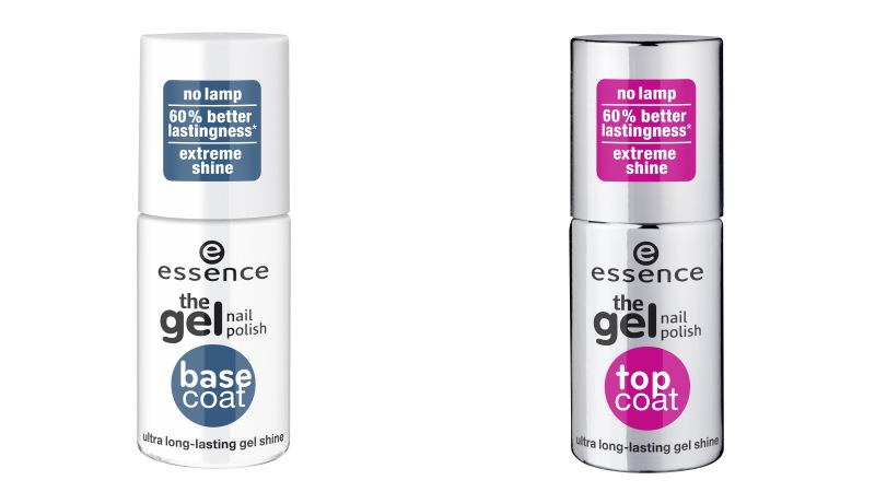 Essence the gel nailpolish