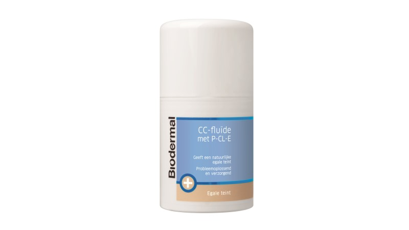 Biodermal CC–fluïde met P-CL-E
