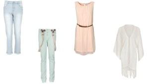 Bristol zomerkleding dames pastels 2015