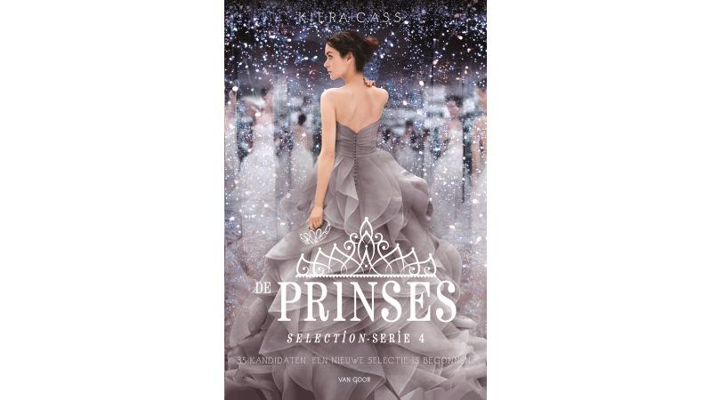 selectie selection serie De prinses