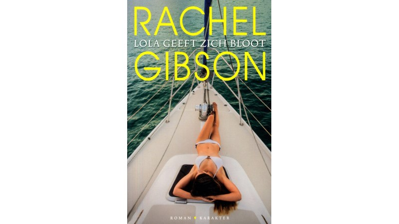 Lola geeft zich bloot Rachel Gibson
