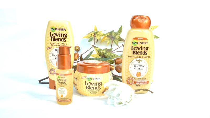 Garnier Loving Blends Honing Goud
