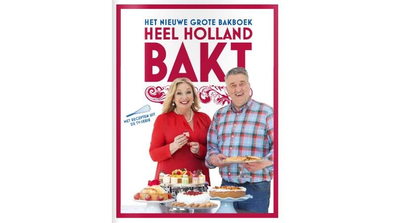 Het nieuwe grote bakboek - Heel Holland Bakt