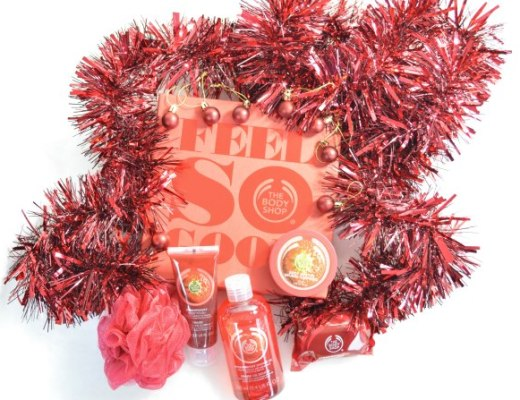 the body shop kerst 2015