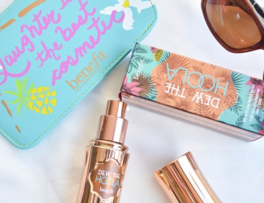Benefit Dew the Hoola Zero tanlines