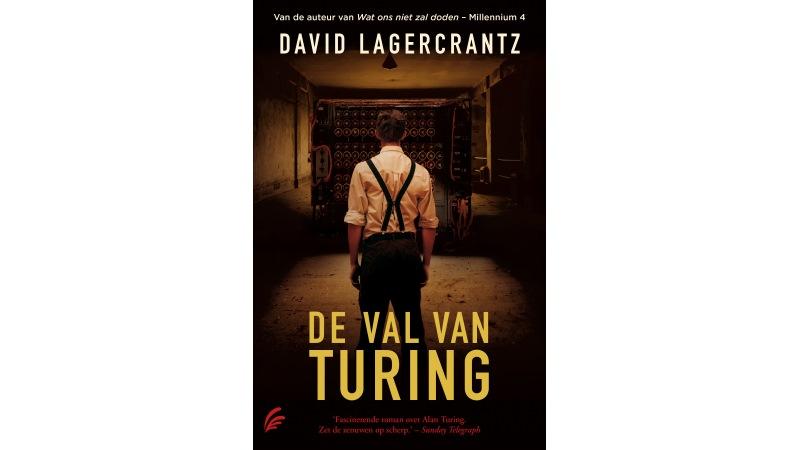 De val van Turing David Lagercrantz