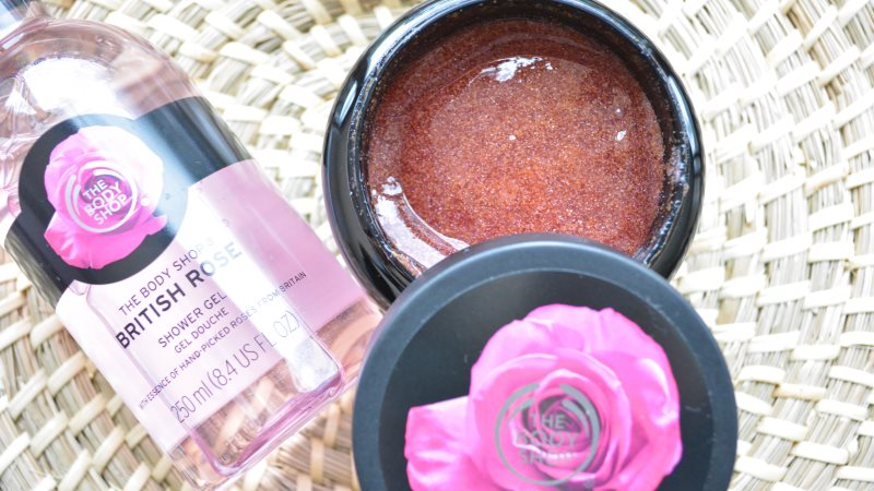 The Body Shop British Rose