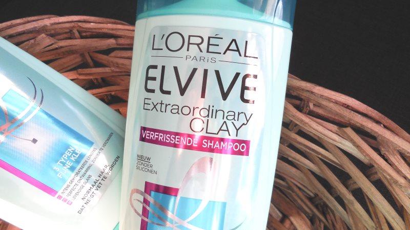 L'Oréal Elvive Extraordinary Clay