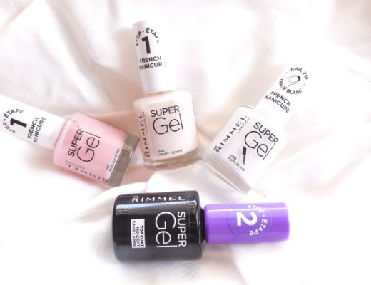 Rimmel Super Gel French Manicure