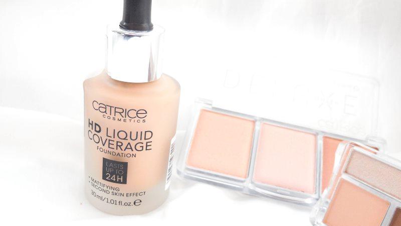 CATRICE HQ Liquid Coverage Foundation