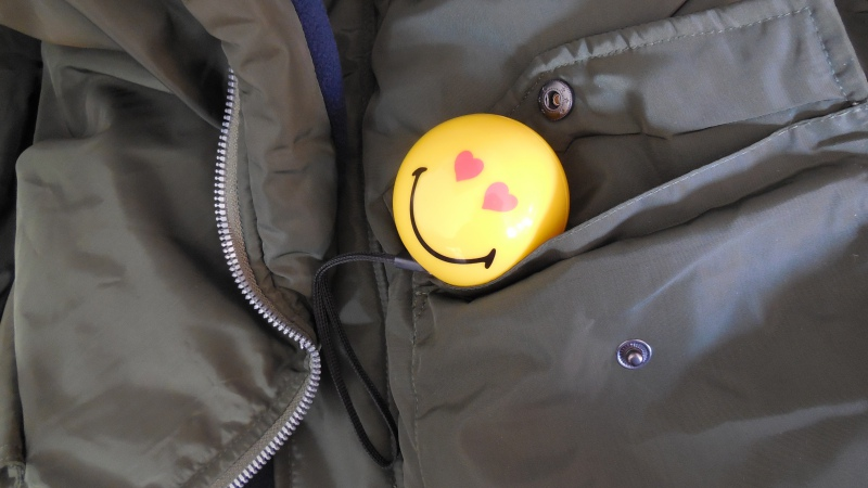 Smiley Bluetooth speakers