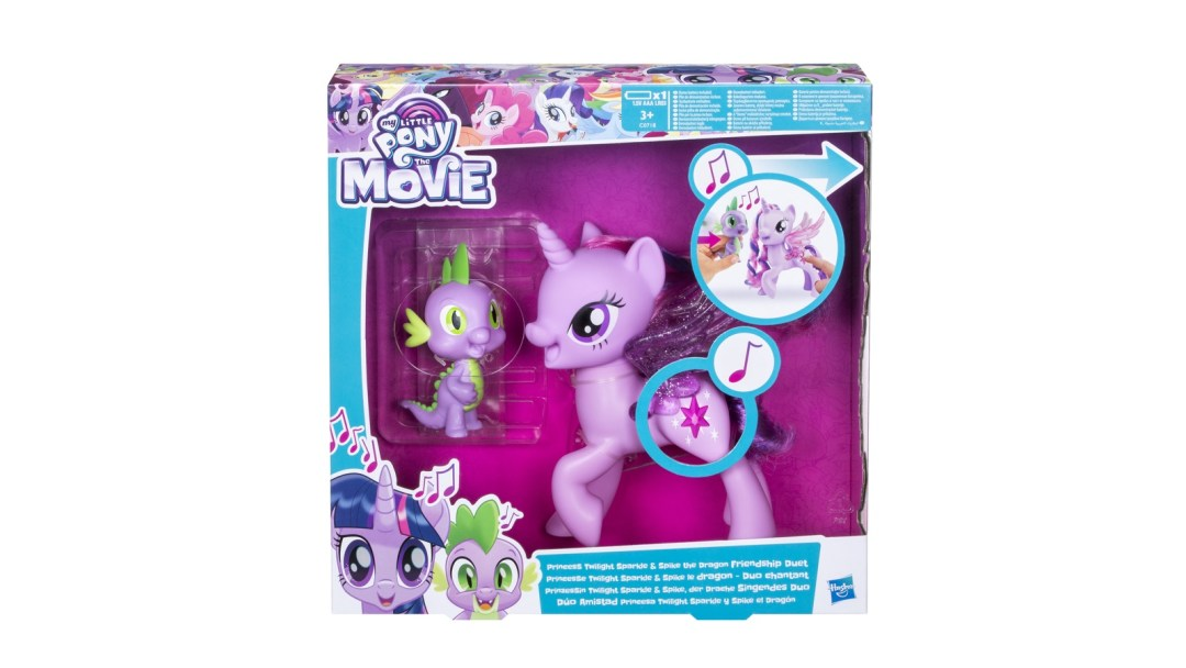 My Little Pony Twilight Sparkle & Spike Duet