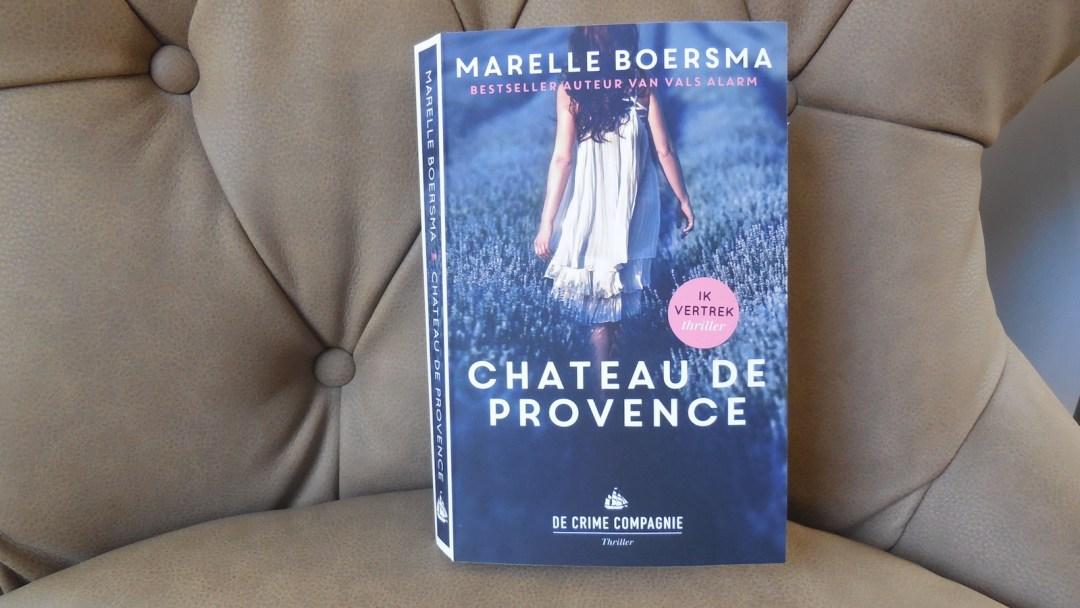 Chateau de Provence Marelle Boersma