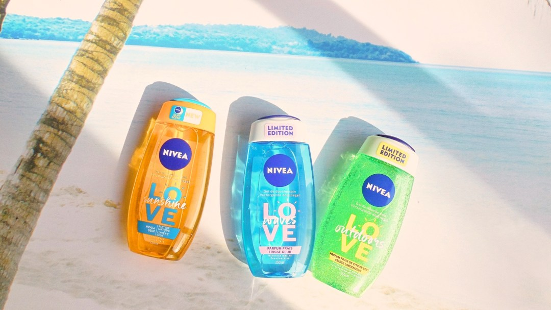 NIVEA Summer Douchegels