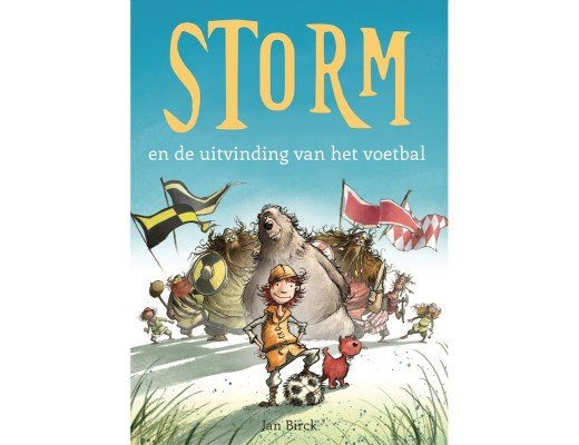 Storm en de uitvinding van het voetbal