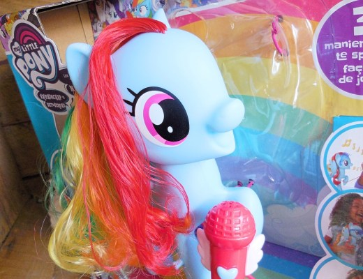 My Little Pony Zingende Rainbow Dash