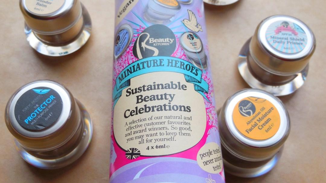 Beauty Kitchen Sustainable Beauty Celebrations
