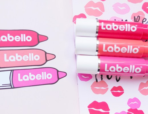 Labello Crayon Lipsticks