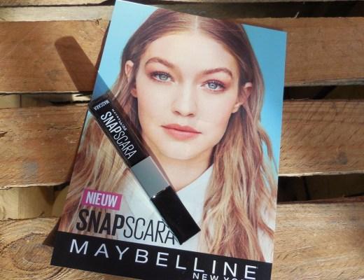 Maybelline Snapscara