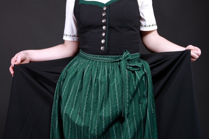 Das Dirndl Tracht Tradition