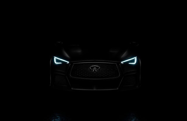 Infinity Project Black S