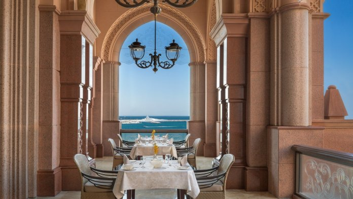 Vendome restaurant Emirate Palace