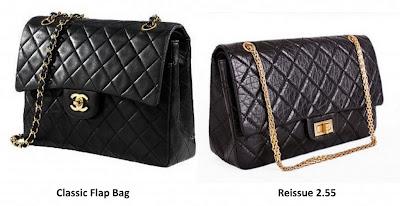 Chanel Classic Flap e Reissue