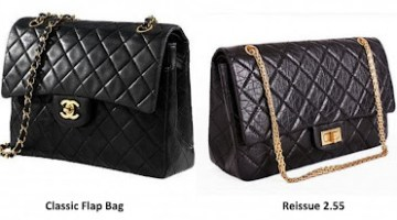Chanel Classic Flap e Reissue