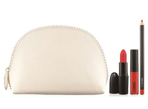 Mac Red Lips Bag