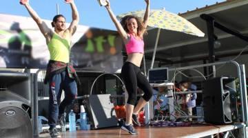 Taranta fitness: la risposta italiana al ballo Zumba