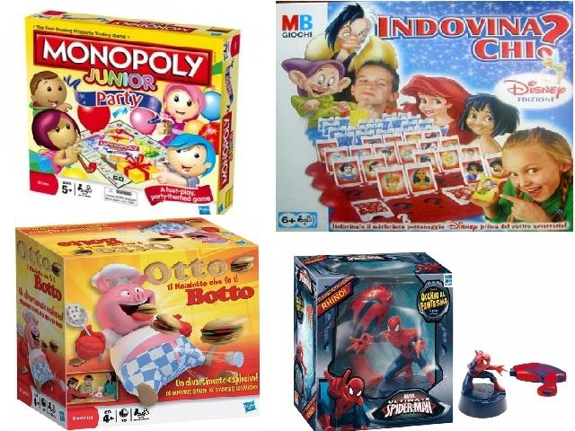 d1a8f1b85b Regali Natale giochi da tavolo bimbo 5-7 anni   Lifestyle Made in Italy