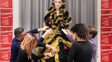 """""""Re- Fashion Christmas"""": Accademia del Lusso propone il look giusto per le feste"""