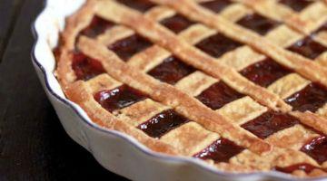 Crostata senza uova: farina integrale, burro e un pizzico di fantasia